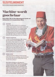 Brabants Dagblad 21 november 2015 - 2